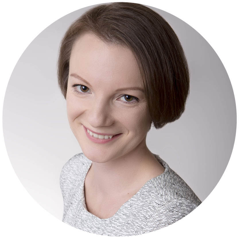 lektorka angielskiego w szkole językowej w Krakowie
