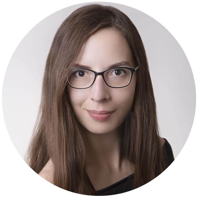 lektorka polskiego w szkole językowej w Krakowie